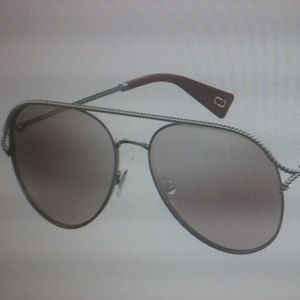 Marc Jacobs Accessories - Marc Jacobs Aviator Sunglasses